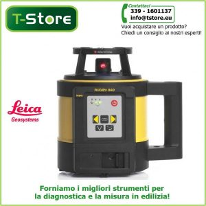 Livello laser Leica Rugby 840