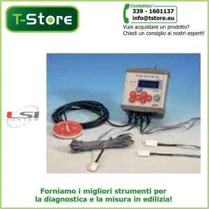 R-Log - Stazioni per il monitoraggio in configurazione Termoflussimetro Wireless