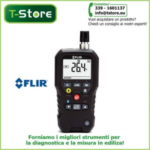 FLIR MR77 - Misuratore di umidità senza puntale