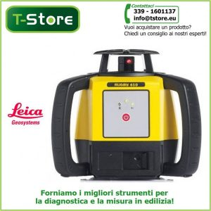 Livello laser Leica Rugby 610