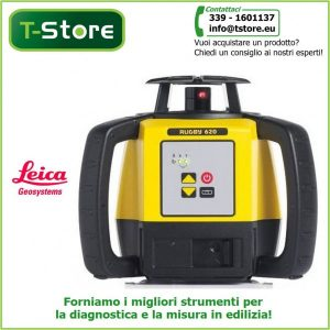 Livello laser Leica Rugby 620