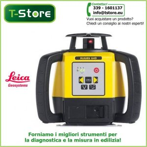 Livello laser Leica Rugby 640