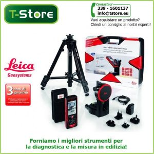 DISTO D810 touch Pack