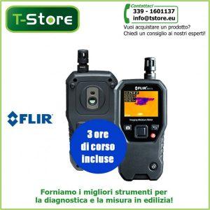 FLIR MR176 - Termoigrometro con visore termico