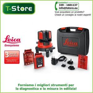 Livello laser Leica Lino L4P1