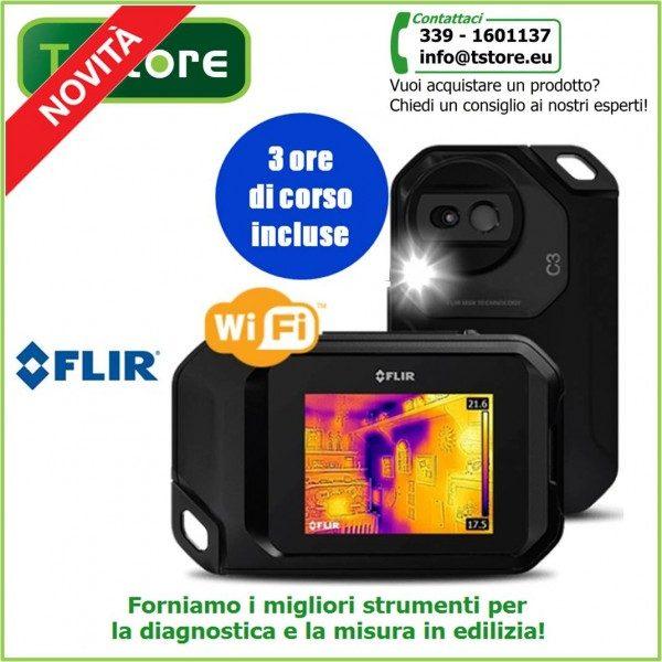 Termocamera FLIR C3