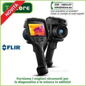 Termocamere FLIR E85