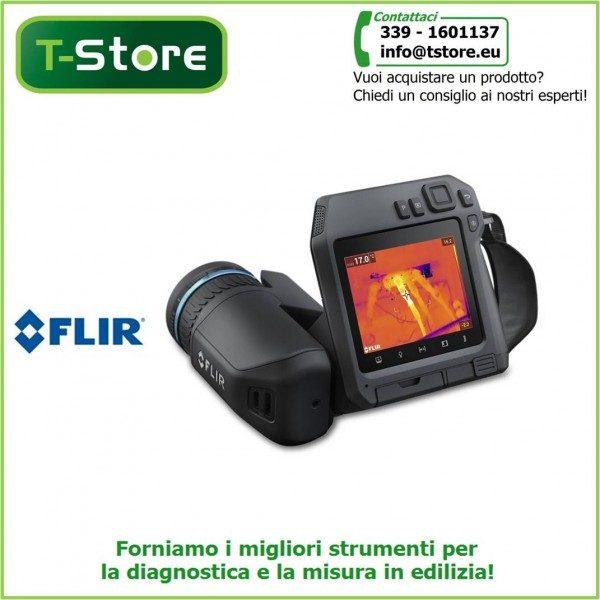 Termocamera FLIR T540
