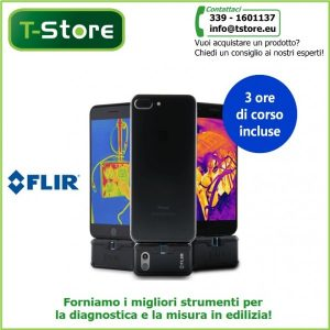 Termocamera FLIR ONE Pro per iOS